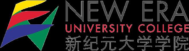 New Era Logo New - New Era University College (669x189), Png Download 1495c0512101