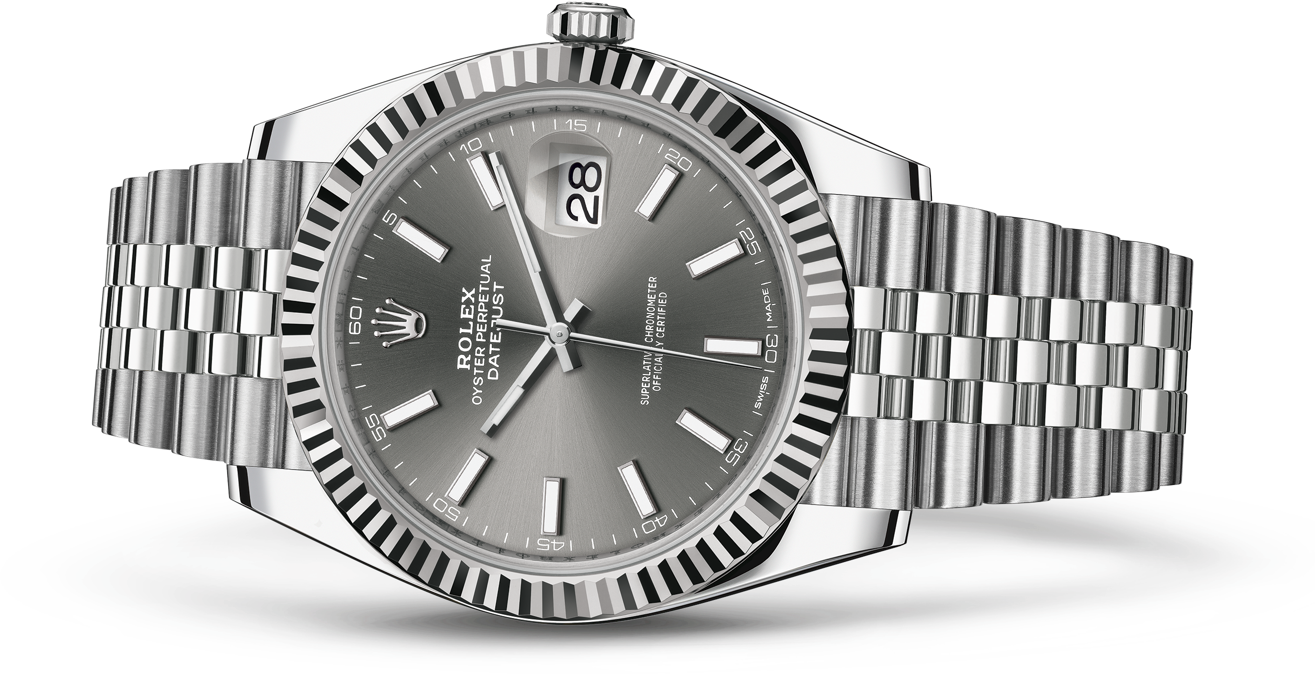 Rolex Datejust 41 Steel