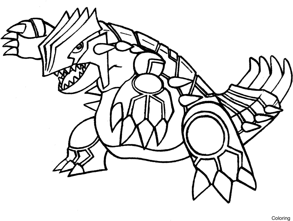 Download Hd Coloring Pages Of Mega Charizard X Legendary Pokemon