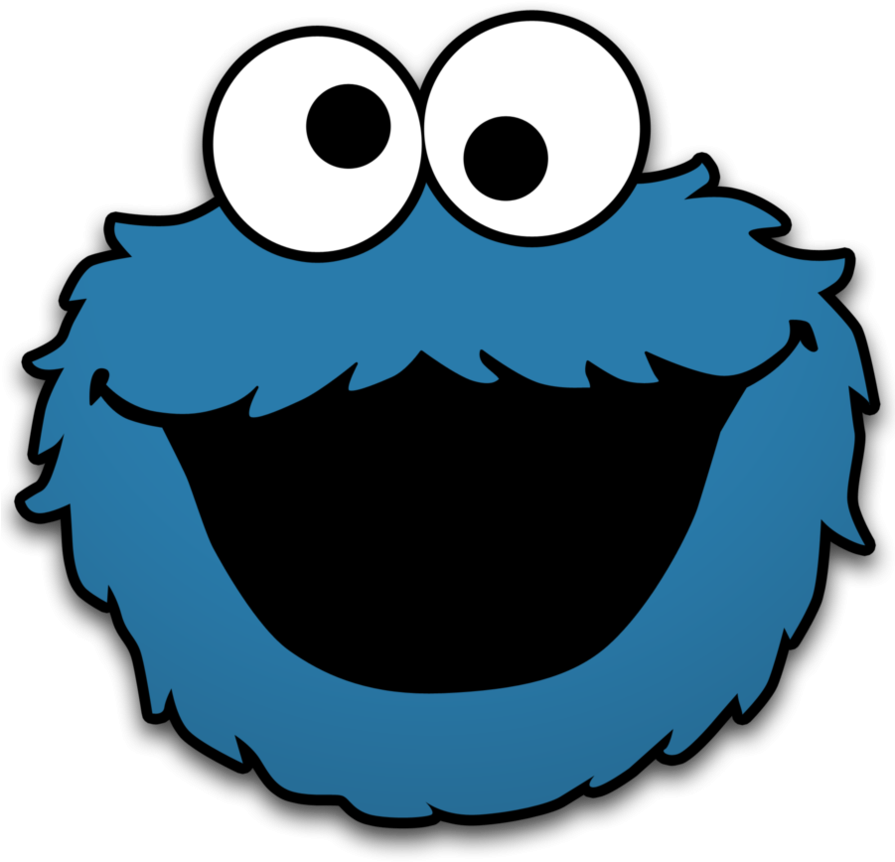 Download Cookie Monster Clip Art Cookie Monster By Neorame ...