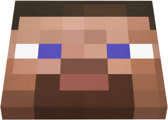 Download Hd Pin Minecraft Steve Face Print Out On Pinterest Minecraft Steve Png Transparent Png Image Nicepng Com