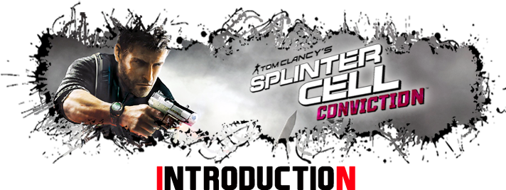 Ah guide: splinter cell: conviction co-op story mode mission 1.