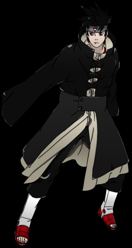 Download Hd Naruto Oc Uchiha Male Transparent Png Image Nicepng Com