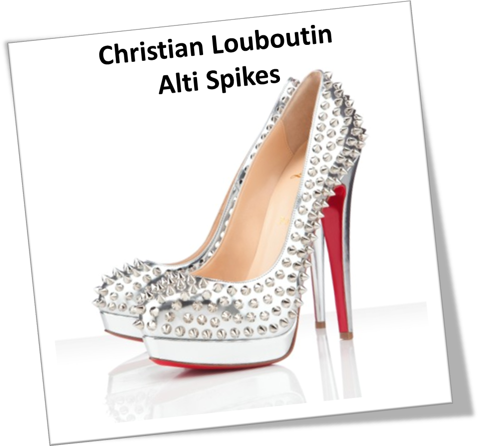 sneakers for cheap 4bbed 442ee Download HD The - Shoes Christian Louboutin Bianca Spikes ...