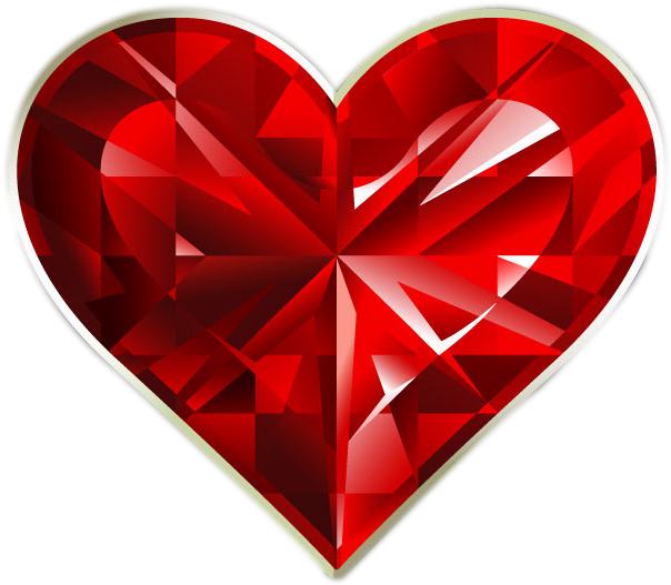 Download Hd Dimond Heart Png Animated Love Wallpapers For Mobile