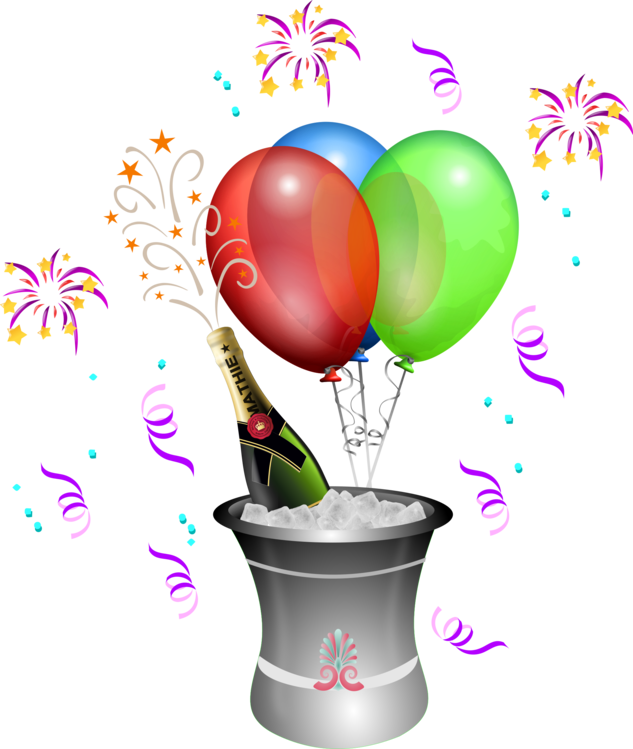 Download Hd All Photo Png Clipart Bouteille Champagne Pour Anniversaire Transparent Png Image Nicepng Com