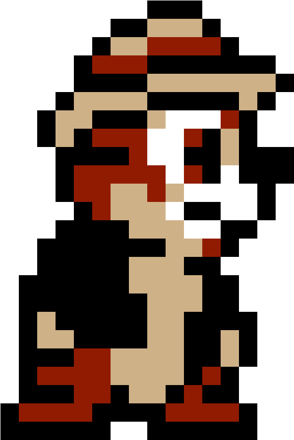 Download Hd Chip N Dale 8 Bit Pixel Art Chip N Dale 8 Bit