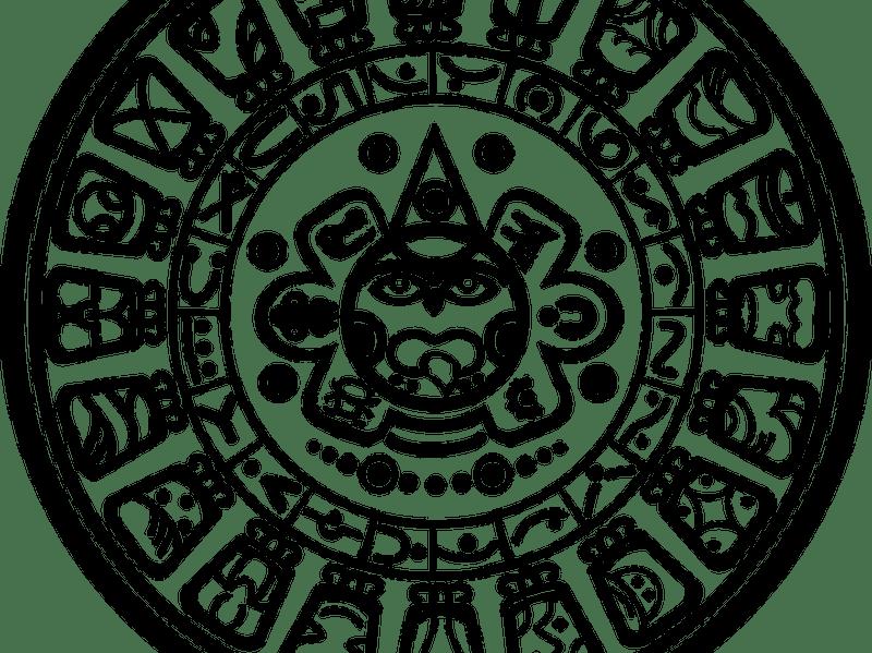 Calendario Dibujo Png.Download Hd Calendario Maya Png Calendario Maya Para