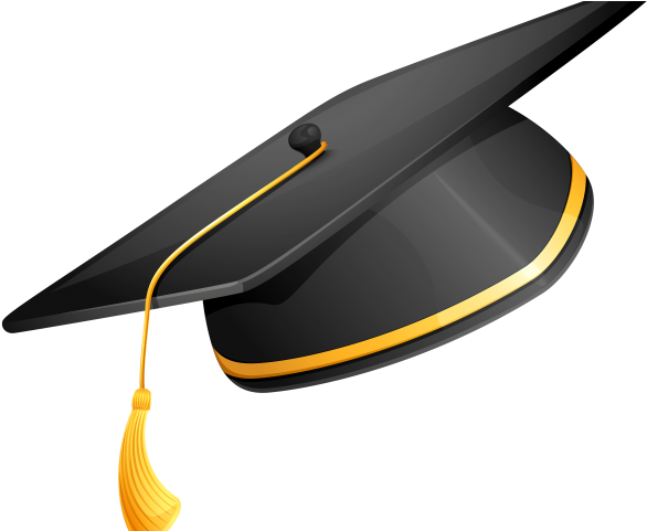 Download HD Graduation Hat Png - Free Graduation Cap Png ...