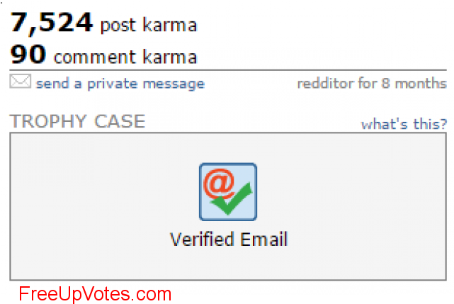 Download HD Reddit Account 7524 Post Karma 90 Comment Karma