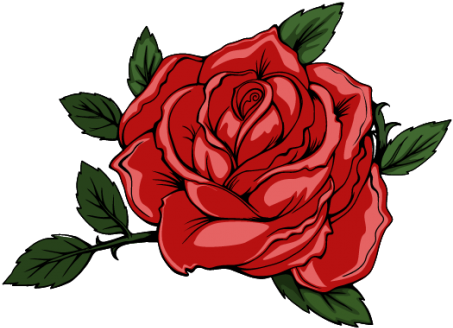 Download HD Tumblr Roses Png - Aesthetic Rose Backgrounds For Computers Transparent PNG Image ...
