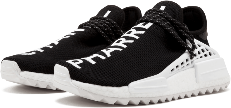 wholesale dealer 6e8c7 871b7 Download HD Chanel X Pharrell X Adidas Nmd - Adidas Hu Race ...