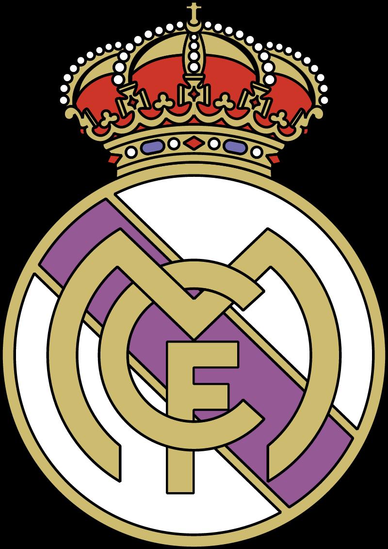 Download Hd Realma 1 Vector Real Madrid Logo Evolution Transparent Png Image Nicepng Com