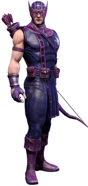 Download HD Hawkeye Marvel Heroes - Marvel Heroes Omega
