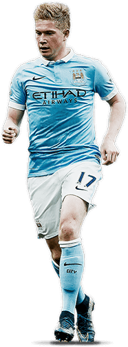 Download HD Kevin De Bruyne Manchester City View Your Team ...