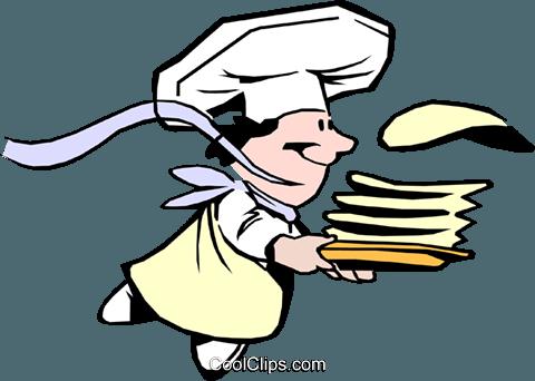 Download Hd Cartoon Crepes Chef Royalty Free Vector Clip Art Illustration Hotcakes Emporium Transparent Png Image Nicepng Com