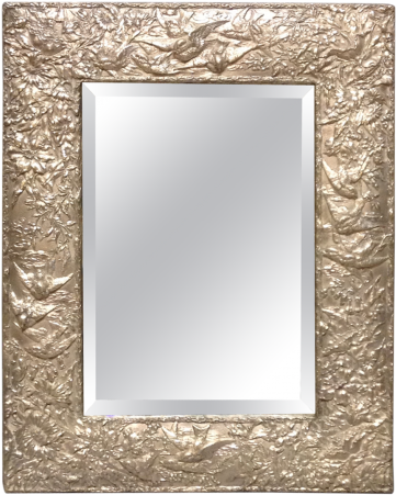 Mirror From Front View Transpa Png, How To Antique Mirror From Front