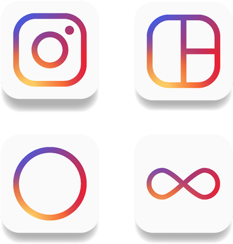 Download Hd Instagram Logo Icono Icon Transparent Png Image
