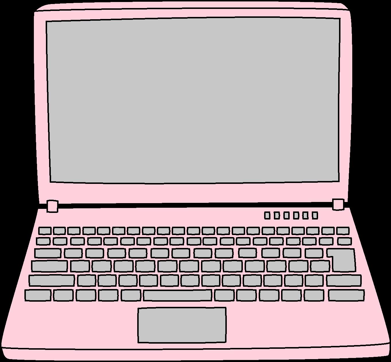 Ноутбук раскраска картинки