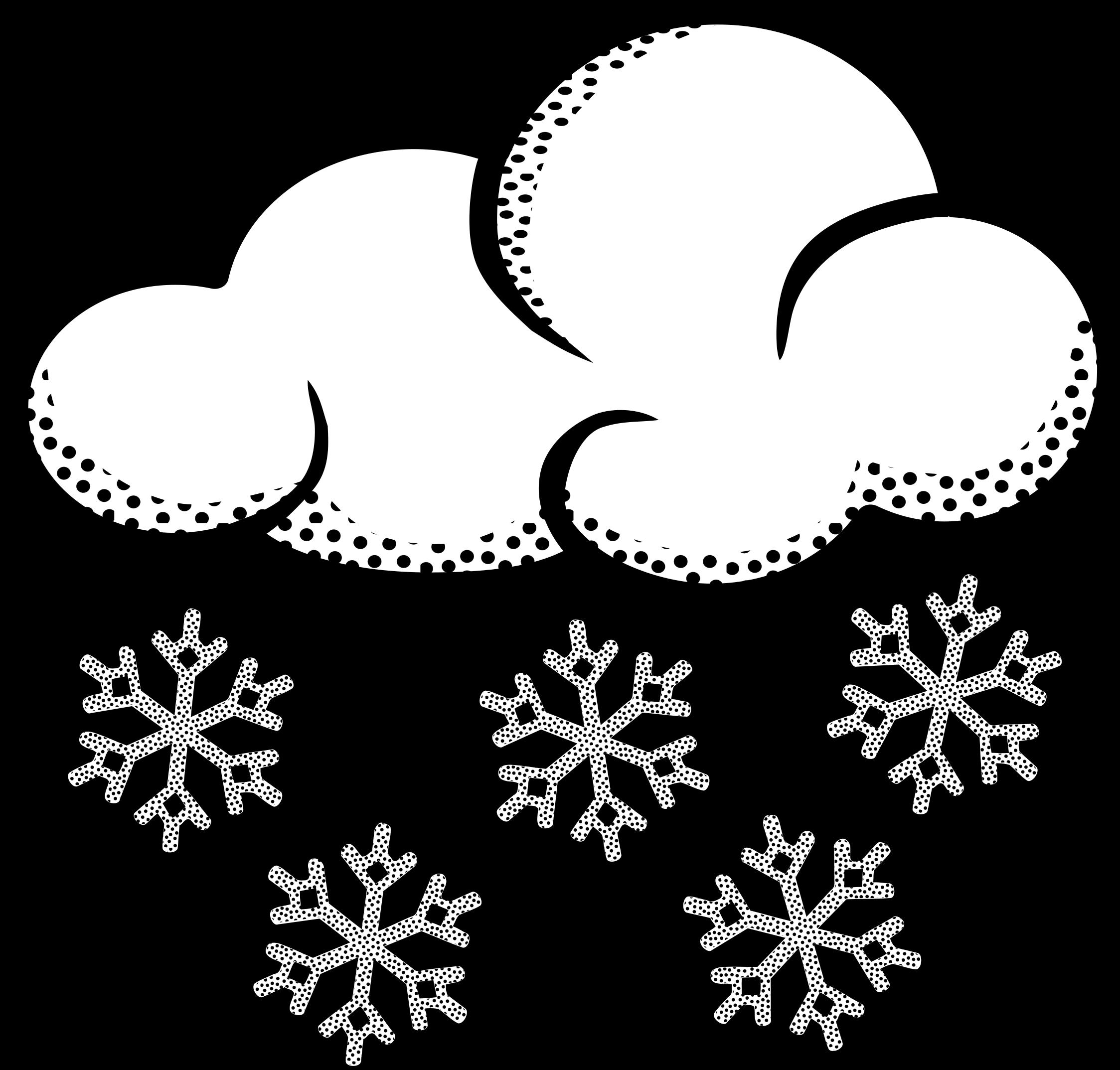 Image result for sníh kreslený