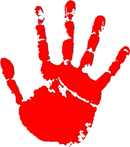 Download Hd Trent S Red Handprint Red Diablo Blues Clues Red Hand Gang Transparent Png Image Nicepng Com Download transparent hand png for free on pngkey.com. red hand gang transparent png image
