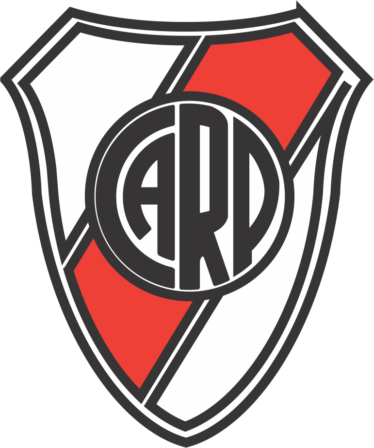 Download Hd Atletico River Plate Logo Vector Argentina Football