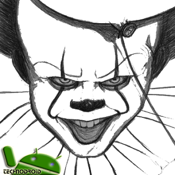 Download Hd Clip Art Download Sketches The Best Pennywise Sketch Easy Transparent Png Image Nicepng Com