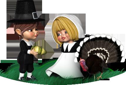 Download Pilgrim's Hat - Thanksgiving Clipart Transparent ...
