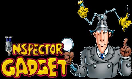Download HD 1980s - Inspector Gadget Logo Png Transparent ...