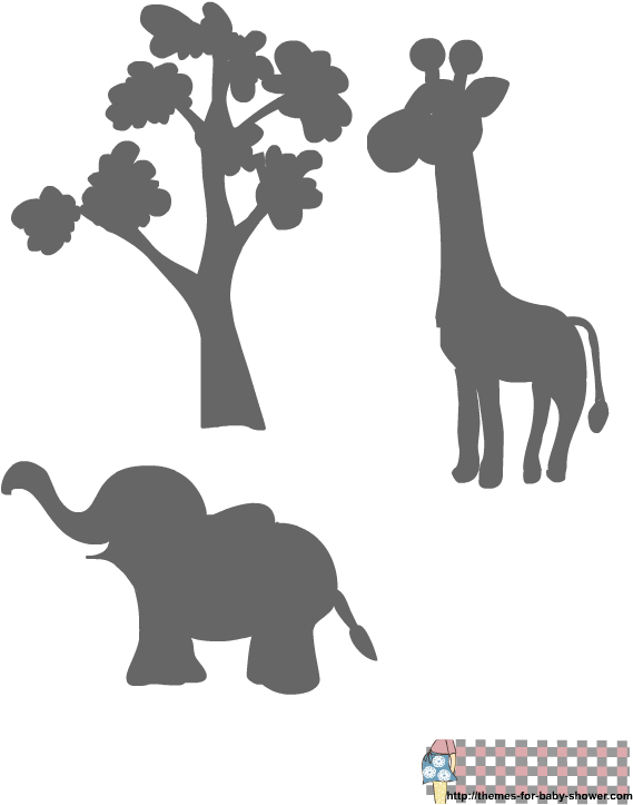photo about Printable Elephant Stencil called Obtain High definition Right here Are Some Lovely, Special And Absolutely free Printable