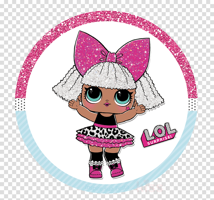 Download Hd Kissclipart O Surprise Glitter Series Doll O