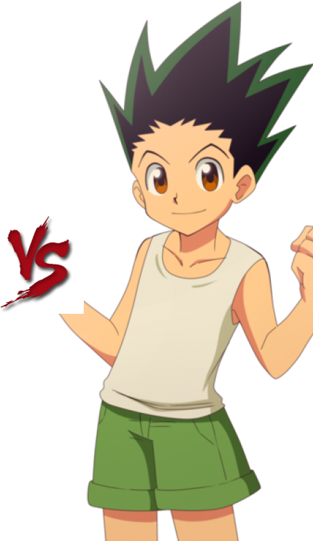 Download Hd Gon And Killua Wallpaper Iphone Transparent Png