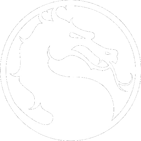transparent png file mortal kombat logo png
