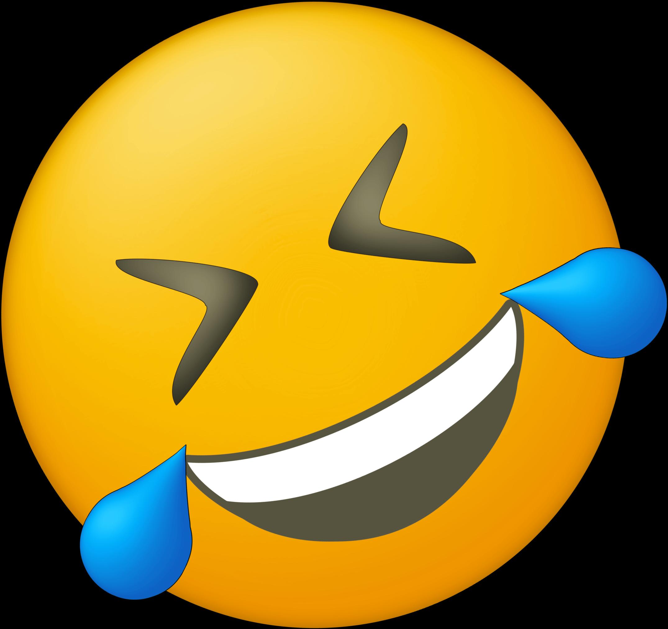 Download HD Cry Laughing Emoji Png - Emoji Png Laughing ...