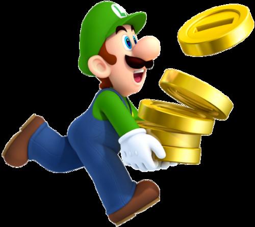 Download Hd Luigi New Super Mario Bros 2 And Super Mario