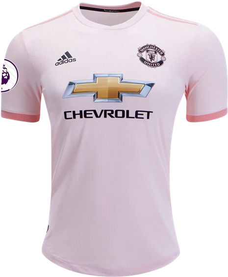 Download Hd Rashford Manchester United Away Kit 18 19 Transparent Png Image Nicepng Com