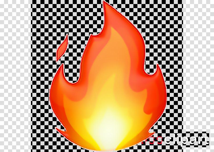 Download HD Fire Emoji Png Clipart Emoji Computer Icons ...