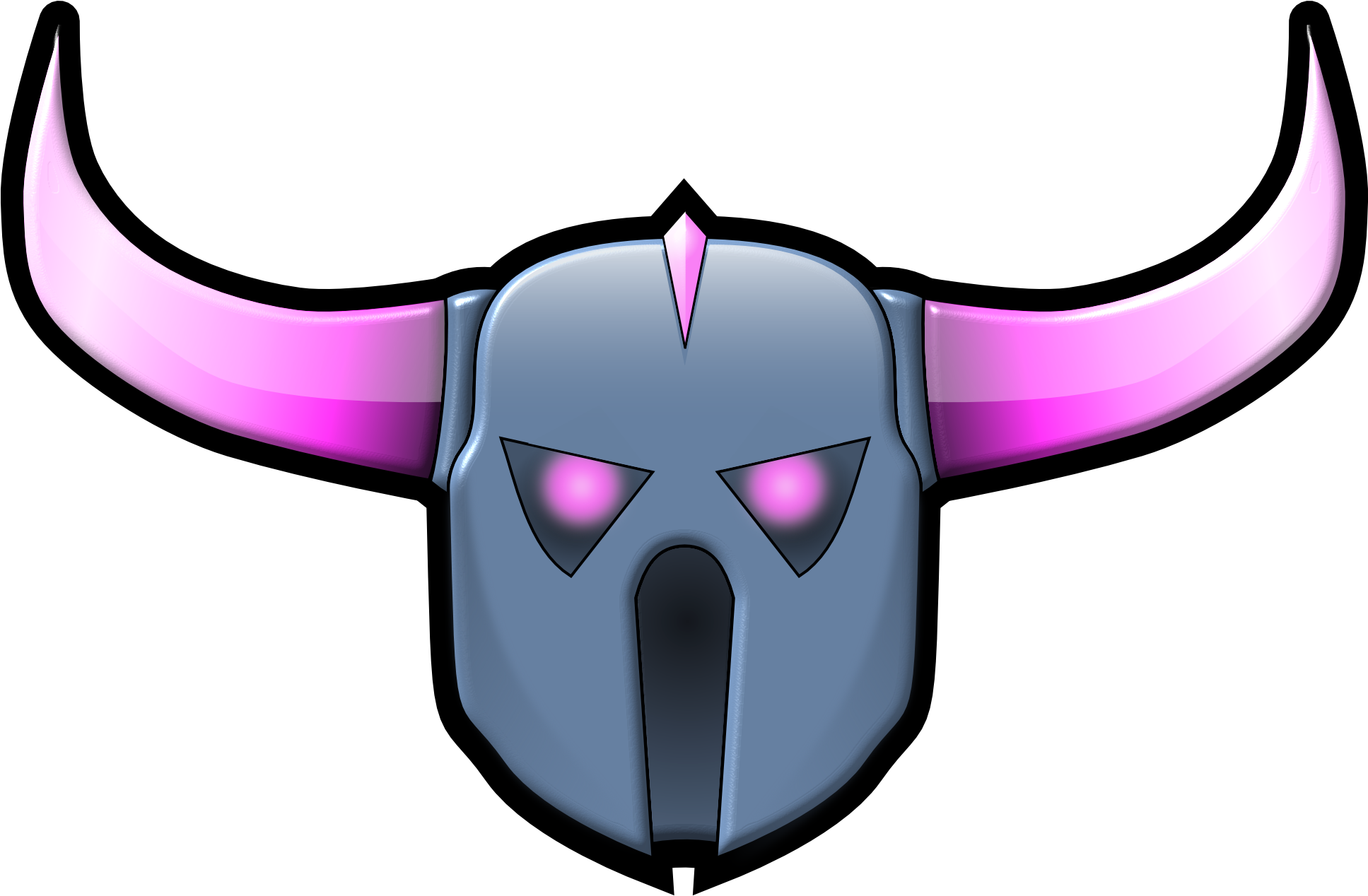 Download Hd Of Wallpaper Wallpapers Clash Of Clans Pekka Face