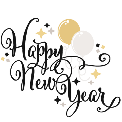 Merry christmas and happy new year clipart free - WikiClipArt