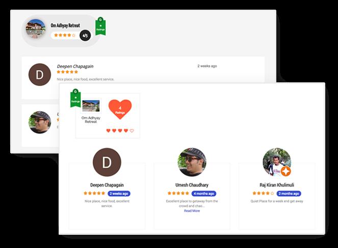 Download HD Everest Google Places Reviews Lite Transparent