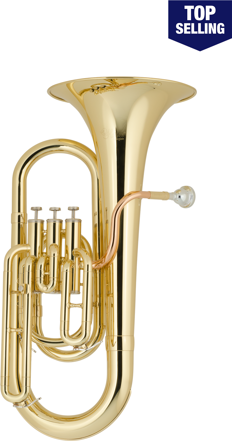 Download HD B Conn Selmer Inc Png Conn 18m Tuba - Trumpet