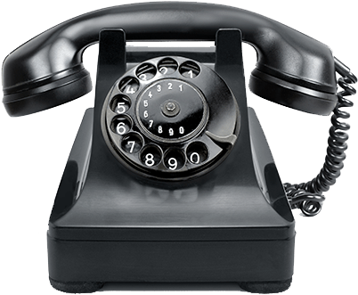 Download HD Old Telephone Png - Old School Phone Transparent
