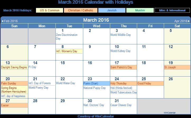 Download HD January 2019 Holiday Calendar Transparent PNG Image
