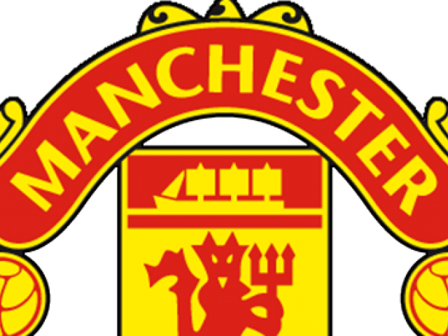 Download Hd Manchester United Logo Clipart Football Kit Dream League Soccer Kit Logo Manu Transparent Png Image Nicepng Com