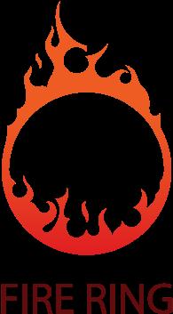 Download Hd Fire Logo Design Fire Logo Vector Free Download Ideas Fire Logo Design Png Transparent Png Image Nicepng Com