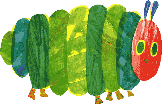 Download Hd Hungry Caterpillar Clipart Bo Very Hungry Caterpillar