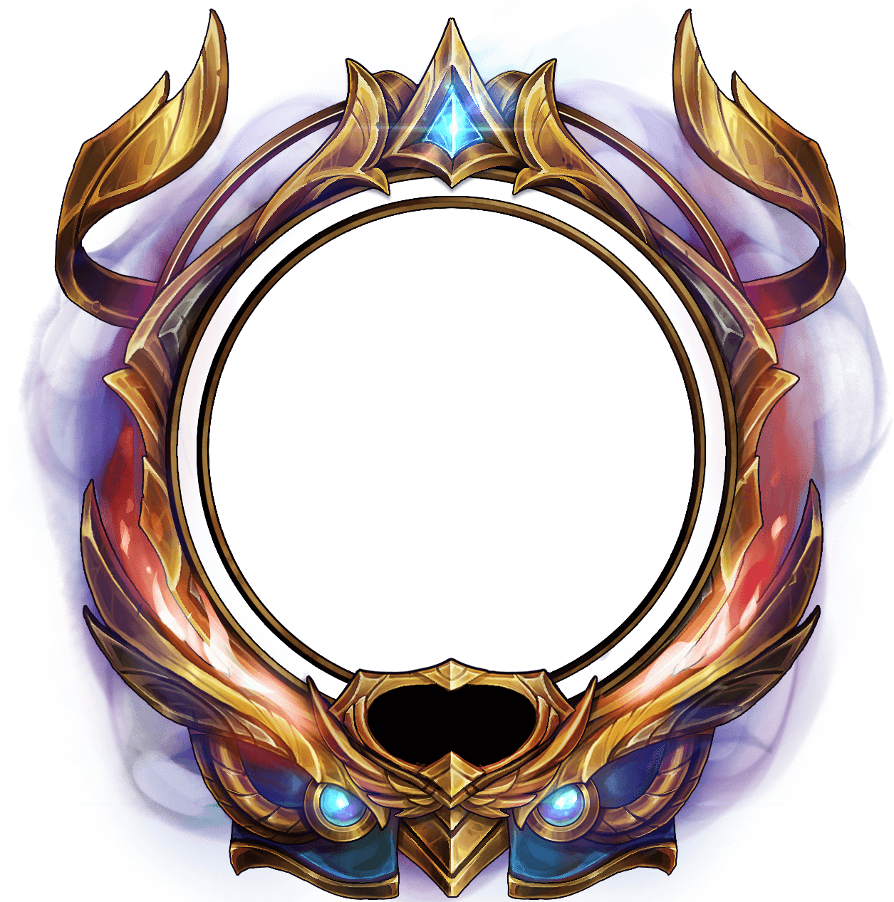 Download HD Level 500 Summoner Icon Border - League Of ...