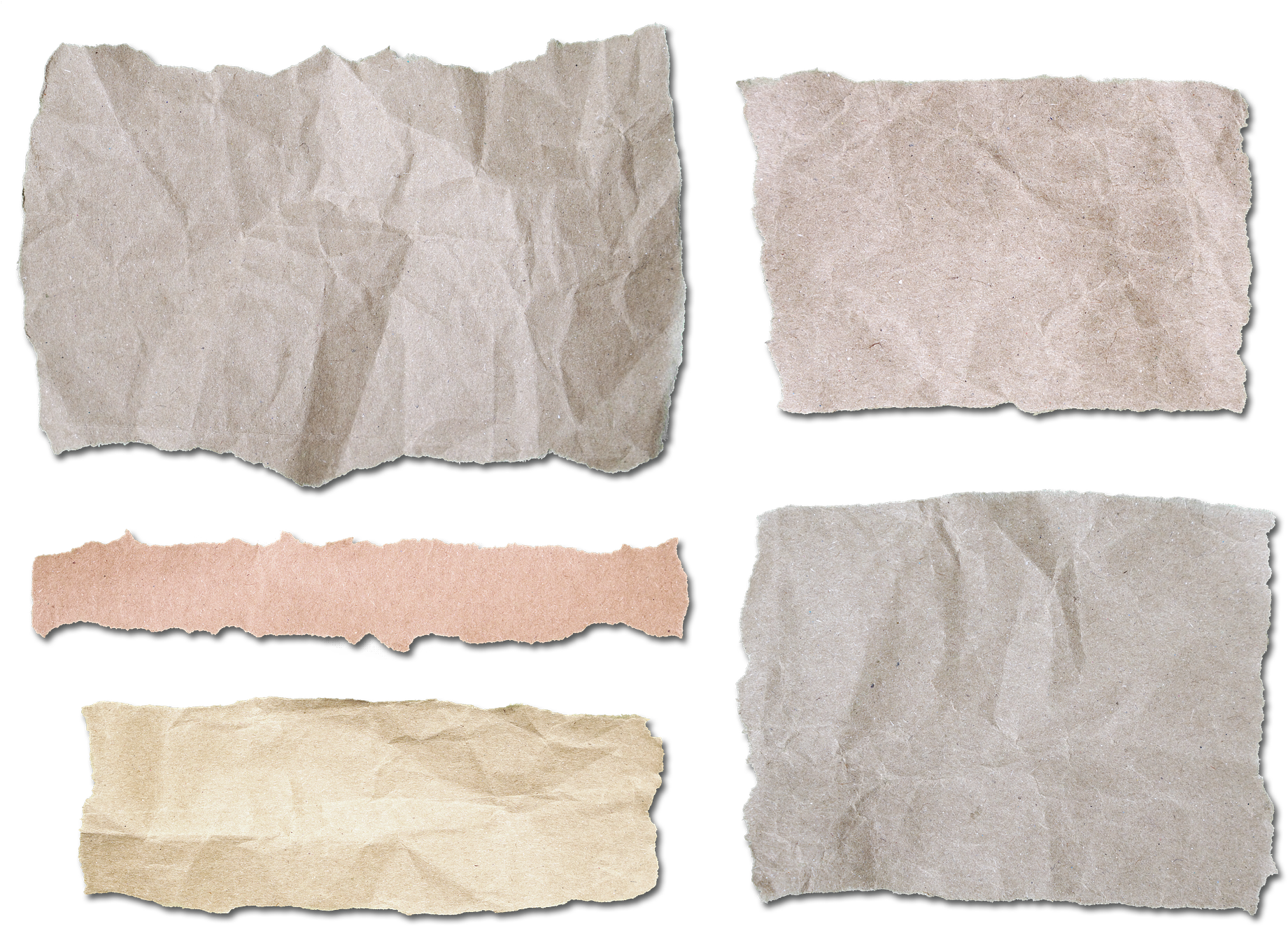 Download HD Torn, Paper, Ripped, Collection - Ripped Paper ...