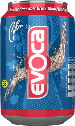Download HD Evoca Cola Is The ...