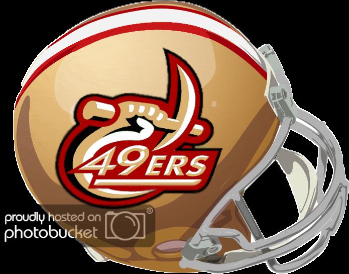 Download Hd 49ers Logo Png Philadelphia Eagles 1955 Helmets Transparent Png Image Nicepng Com